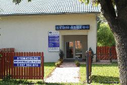 Budynek gabinetu